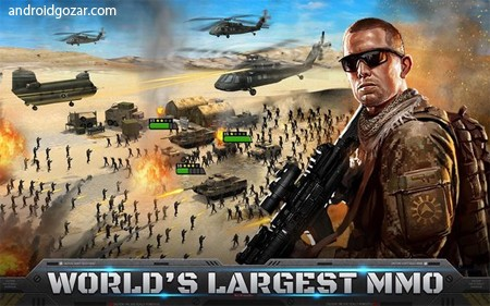 دانلود Mobile Strike 8.0.7.260 بازی استراتژیک موبایل استریک اندروید