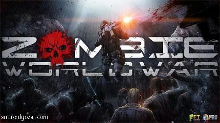 Zombie World War 1.26 دانلود بازی جنگ جهانی زامبی