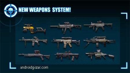 Zombie Frontier 2: Survive 2.8 دانلود بازی خط مقدم زامبی: زنده ماندن