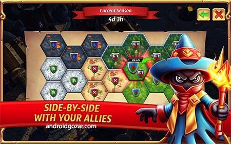 دانلود Royal Revolt 2 6.1.1  بازی شورش سلطنتی 2 اندروید