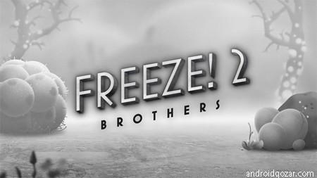 Freeze! 2 – Brothers 1.18 دانلود بازی انجماد 2 برادران اندروید