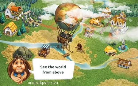 The Tribez 9.9.5 دانلود بازی استراتژیکی قبیله ها اندروید + مود