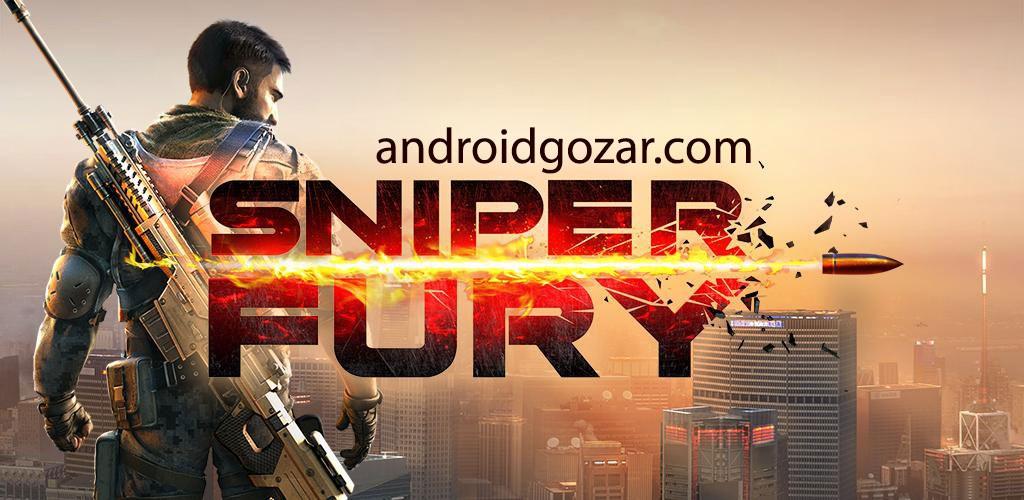 دانلود Sniper Fury 5.1.3a – بازی خشم تک تیرانداز اندروید + مود