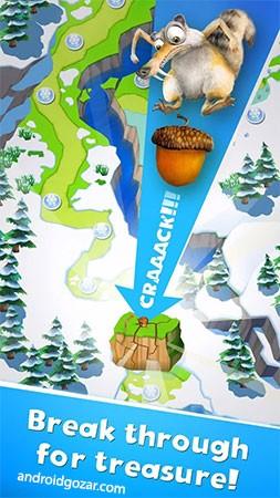 Ice Age Avalanche 1.1.0p دانلود بازی بهمن عصر یخبندان