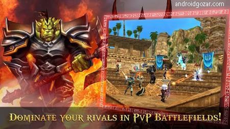 Order & Chaos Online 4.2.2d دانلود بازی نظم و آشوب اندروید + دیتا