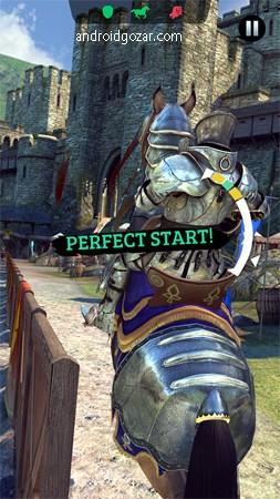 Rival Knights 1.2.3d دانلود بازی شوالیه های رقیب اندروید + مود + دیتا