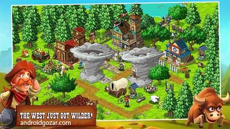 The Oregon Trail: Settler 2.8.2d دانلود بازی ماجراجویی اورگان نوین: مهاجر
