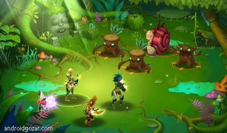 Elune Saga 1.3.2 دانلود بازی نقش آفرینی حماسه الونه + مود