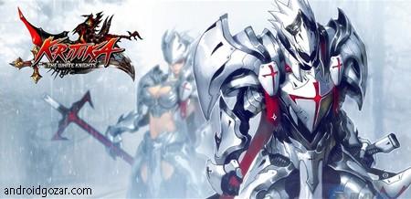 Kritika: The White Knights 3.2.2 دانلود بازی کریتیکا شوالیه سفید اندروید