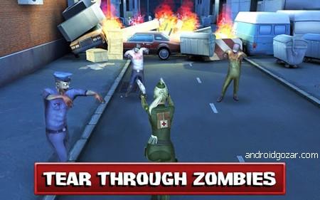 Dead Route 2.0.4 دانلود بازی اکشن مسیر مرده + دیتا