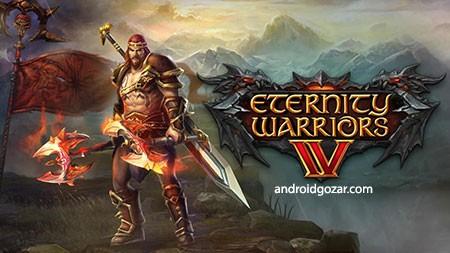 ETERNITY WARRIORS 4 1.3.0 دانلود بازی جنگجویان ابدیت 4 + دیتا
