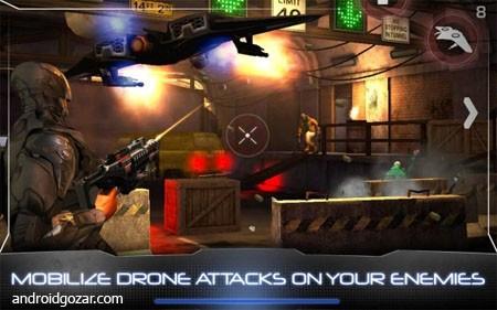RoboCop 3.0.6 دانلود بازی پلیس آهنی+مود+دیتا