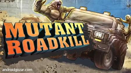 MUTANT ROADKILL 1.1.2 دانلود بازی جاده مرگ+دیتا+مود