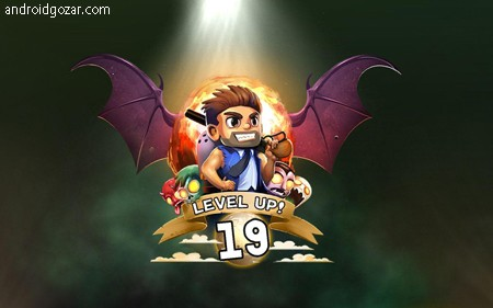 Monster Dash 2.5.0 دانلود بازی هیولا دش+دیتا