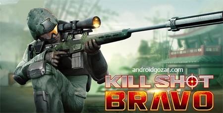 دانلود Kill Shot Bravo 7.6 بازی اکشن شلیک مرگبار اندروید + مود