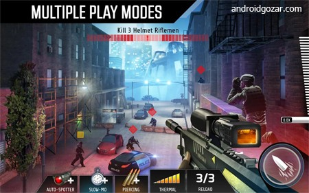 دانلود Kill Shot Bravo 7.0 – بازی اکشن شلیک مرگبار اندروید + مود