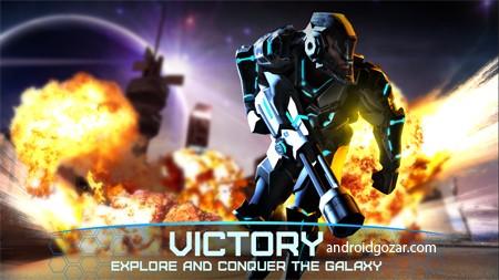 Rivals at War: 2084 1.2 دانلود بازی رقبا در جنگ
