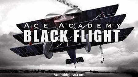 Ace Academy: Black Flight 1.0.7 دانلود بازی آکادمی قهرمان: پرواز سیاه+دیتا