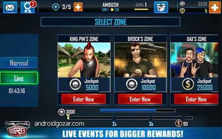 دانلود Real Steel World Robot Boxing 43.43.116 – بازی جنگ ربات ها اندروید + مود