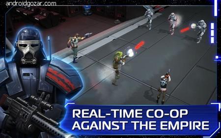 Star Wars™: Uprising 2.1.3 دانلود بازی جنگ ستارگان: قیام+دیتا+مود