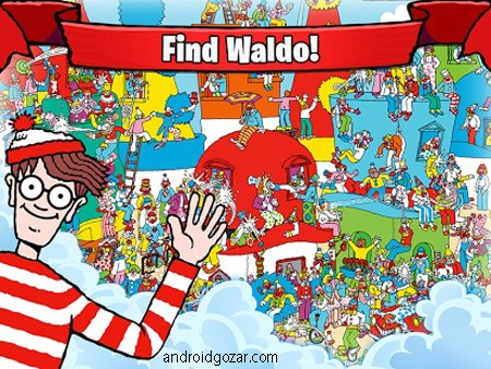 Waldo & Friends 3.5.5 دانلود بازی والدو و دوستان