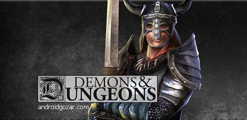 Demons & Dungeons (Action RPG) 1.8.9 دانلود بازی اکشن شیاطین و زندان ها+مود