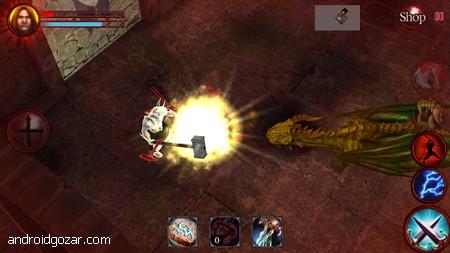 دانلود Dungeon Clash 2.1.29 بازی زندان ها و شیاطین اندروید + مود
