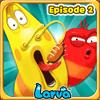 Larva Heroes : Online League 1.7.5 دانلود بازی قهرمان لاروا اندروید + مود