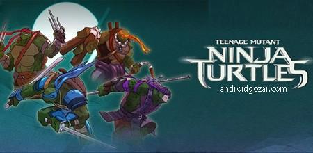 TMNT: Brothers Unite 1.0.2 دانلود بازی لاک پشت های نینجا: برادران متحد+دیتا+مود