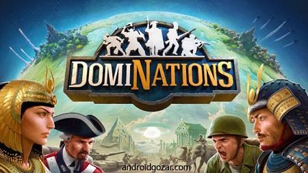 دانلود DomiNations 8.860.861 بازی دومینیشنز سلطه ها اندروید