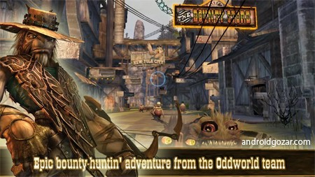 Oddworld: Stranger's Wrath 1.0.13 دانلود بازی دنیای عجیب: خشم غریبه+دیتا