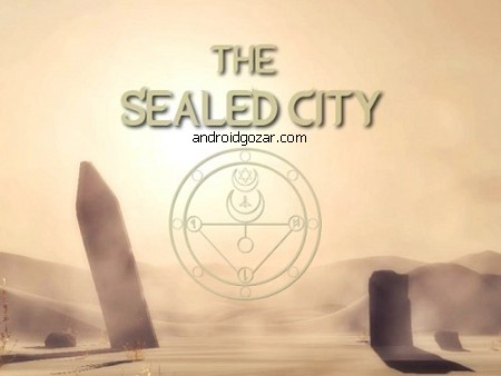 The Sealed City Episode 1 23 دانلود بازی شهر مهر و موم شده قسمت 1+دیتا