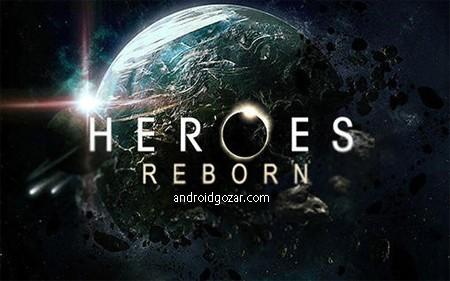 Heroes Reborn: Enigma 2.0 دانلود بازی تولد دوباره قهرمانان: انیگما+دیتا