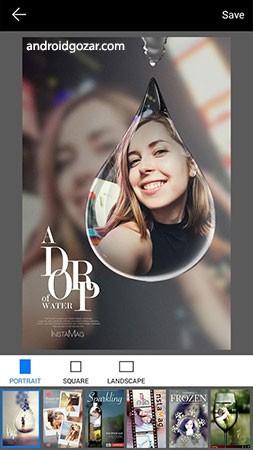PIP Camera – Photo Editor Pro 4.8.8 دانلود نرم افزار افکت عکس اندروید