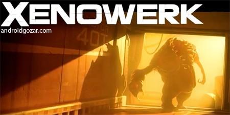 Xenowerk 1.5.4 دانلود بازی اکشن تیراندازی زنوورک اندروید + مود