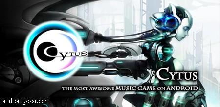 دانلود Cytus Full 10.0.12 عالی ترین بازی موزیکال اندروید + مود