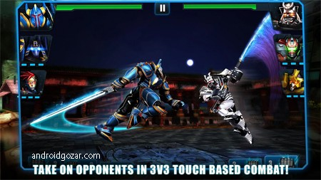 Ultimate Robot Fighting 1.2.113 دانلود بازی مبارزه نهایی ربات ها اندروید + مود