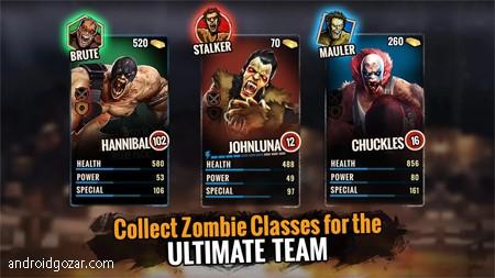 Zombie Deathmatch 0.0.21 دانلود بازی مسابقه مرگ زامبی+مود+دیتا