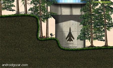 Stickman Battlefields 2.1.1 دانلود بازی میدان جنگ استیک من اندروید+مود
