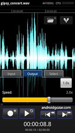 TapeMachine Recorder 2.3.3 Patched دانلود نرم افزار ضبط و ویرایش صوت