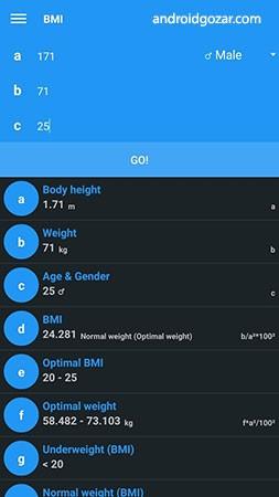 One++ Calculator Pro 1.7.5 دانلود ماشین حساب شگفت انگیز اندروید