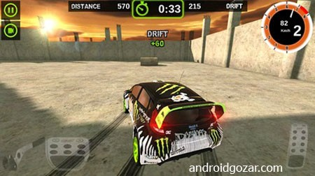 Rally Racer Dirt 1.5.9 دانلود بازی مسابقات رالی خارج جاده اندروید + مود