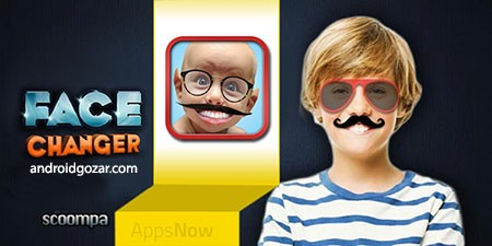 Face Changer Premium 13.5 تغییر چهره و خنده دار کردن عکس در اندروید