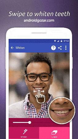 Photo Editor & Perfect Selfie Premium 9.0 نرم افزار ویرایش چهره اندروید