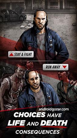 The Walking Dead: Road to Survival 20.0.3.75987 دانلود بازی مرده متحرک اندروید