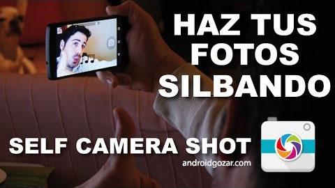 Self Camera HD Pro 3.0.95 عکاسی سلفی با سوت یا دست زدن