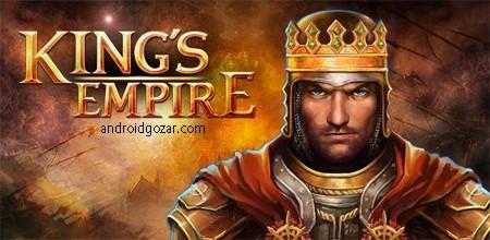 دانلود King's Empire 2.5.9 بازی امپراطوری پادشاه اندروید