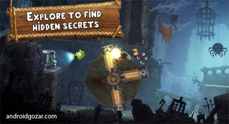 Rayman Adventures 3.7.0 دانلود بازی ماجراهای ریمن اندروید + دیتا