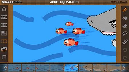 دانلود FlipaClip Pro 2.4.6 برنامه ساخت انیمیشن برای اندروید