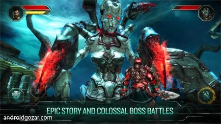 Godfire: Rise of Prometheus 1.1.3 دانلود بازی خدای آتش گاد فایر